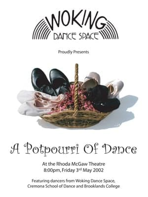 A Potpourri of Dance