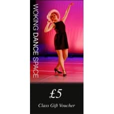 £5 Class Gift Voucher